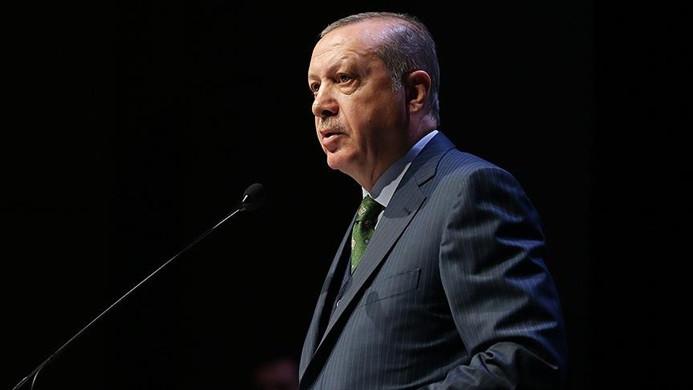Erdoğan: Bir haftaya kalmaz ne yapacağımızı görecekler