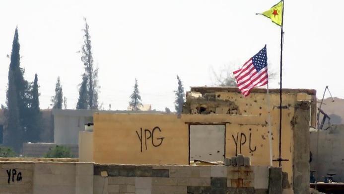 ABD'den 'YPG ordusu' açıklaması