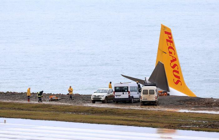Pegasus'tan Trabzon kazasına ilişkin yeni açıklama