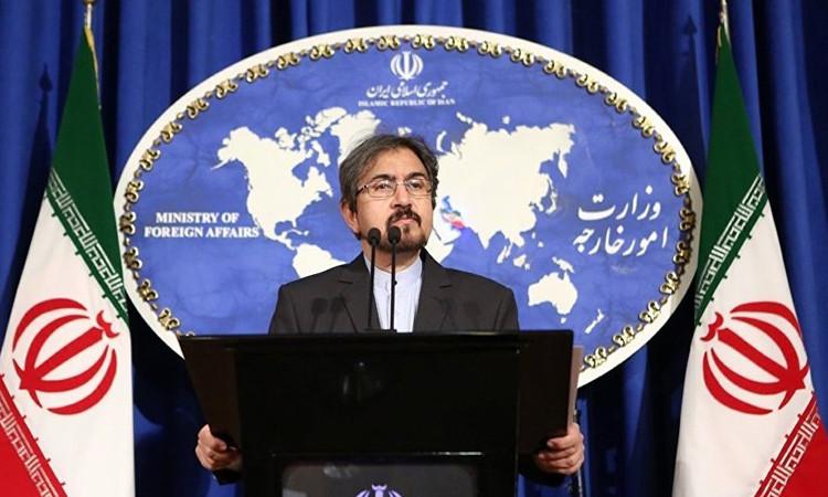 İran'dan ABD'nin Suriye'de 'güvenlik gücü' kararına tepki