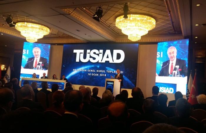 TÜSİAD 48. Olağan Genel Kurulu yapılıyor
