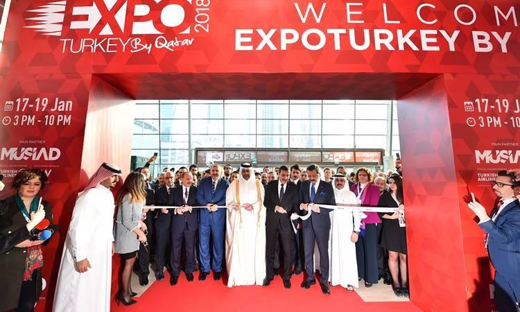 Türk şirketlerinden Doha'ya çıkarma