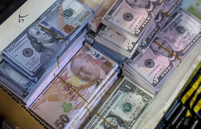 Faiz kararı sonrası dolar/TL aşağı yönlü