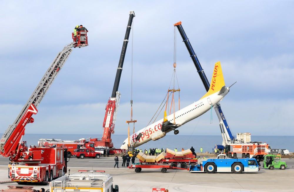 Trabzon uçağı 600 bin TL'ye çıkartıldı