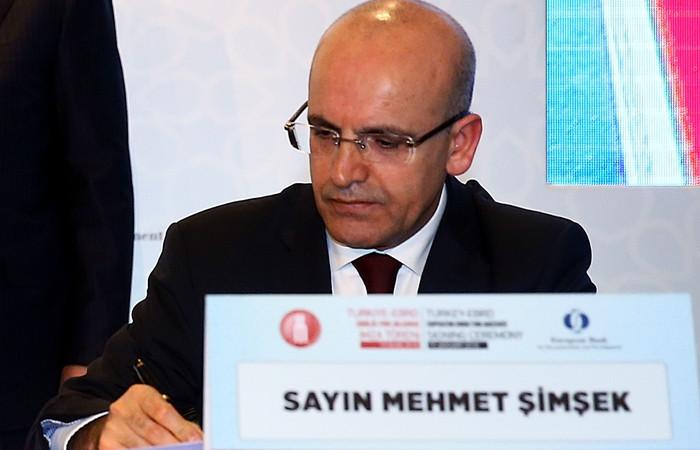 Şimşek: Türkiye EBDR'nin kaynak kullanımında birinci