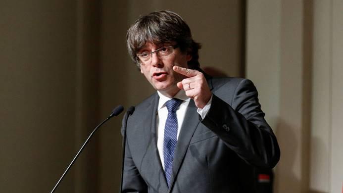Puigdemont, Katalonya'yı Belçika'dan yönetmek istiyor