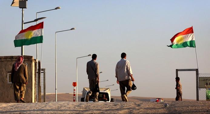 IKBY'den 'sınır kapıları' kararı