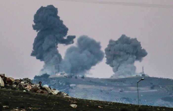 Afrin harekatı başladı