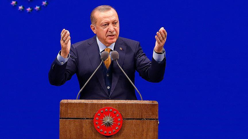 Erdoğan: Rahat durmadılar, gereğini yapıyoruz