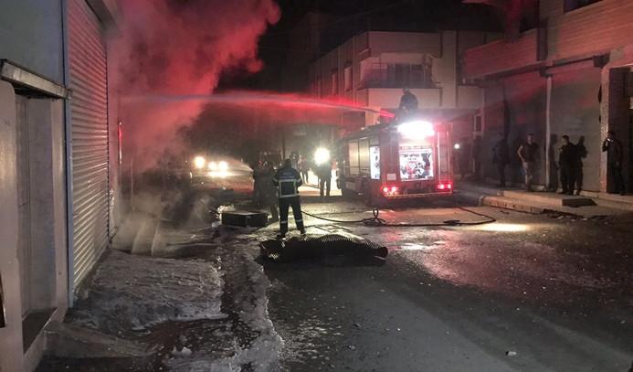 Suriye'den Kilis'e 4 roket atıldı