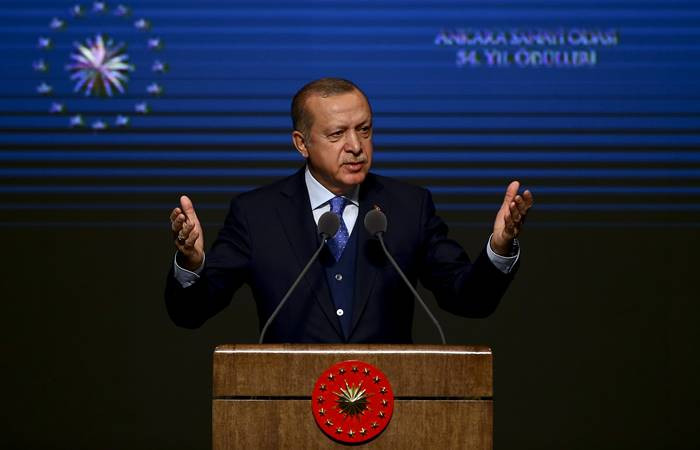 Erdoğan ABD'ye cevap verdi: Sizin süreniz belli oldu mu?