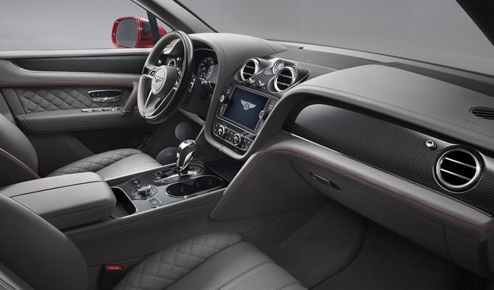 Bentley'in 'en sportif' Bentayga V8 modeli