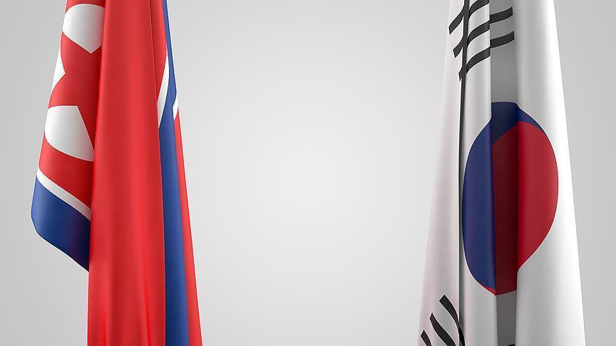 Güney Kore'den Kuzey Kore'ye ziyaret