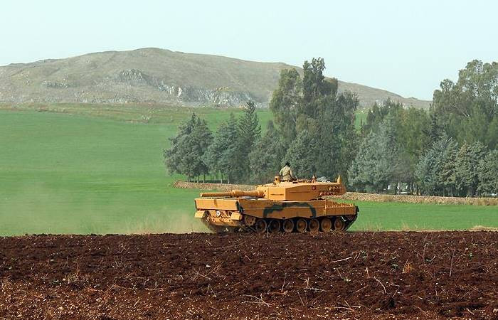 Afrin'de ikinci şehit