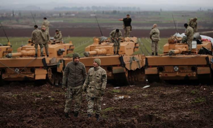Yabancı basın 'Afrin'i böyle duyurdu