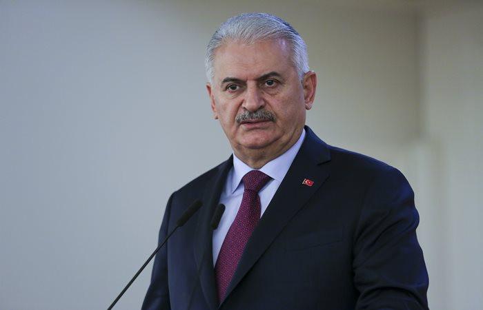 Başbakan Yıldırım: Operasyonda 214 hedef vuruldu