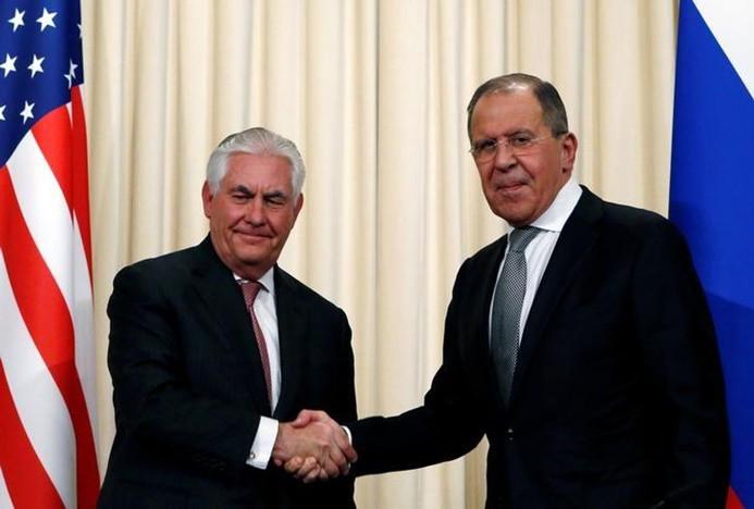 Rusya ile ABD Afrin'i görüştü