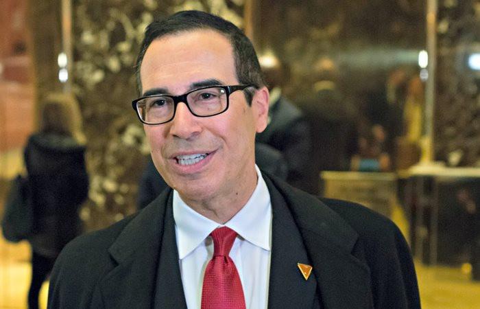 ABD Hazine Bakanı: Doların nerede olduğundan endişeli değilim
