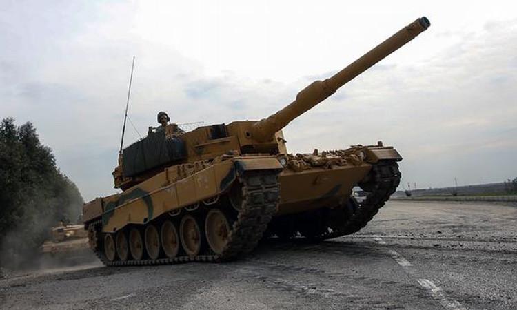 Almanya, Türkiye'ye tank satışını durdurdu