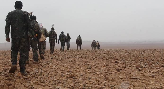 PYD, Afrin'de Suriye hükümetinden yardım istedi