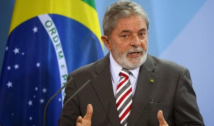 Brezilya'nın eski lideri Lula'nın pasaportuna el kondu