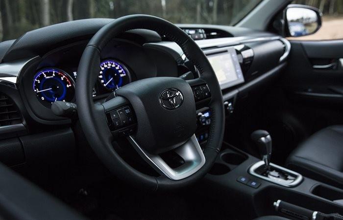 Toyota Hilux 50 yaşında