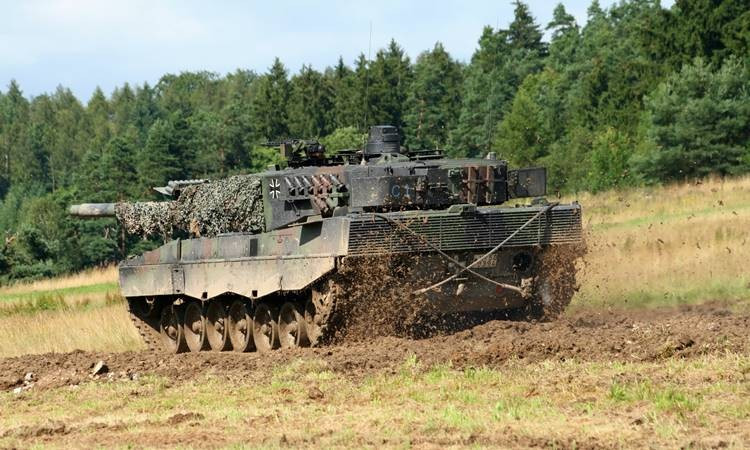 Almanya Leopardları hangi ülkelere sattı?