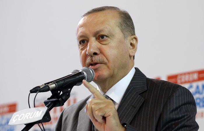 Erdoğan: Burseya Dağı düşmek üzere
