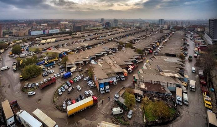 Zeytinburnu Ambarlar'a yıkım hazırlığı şoku