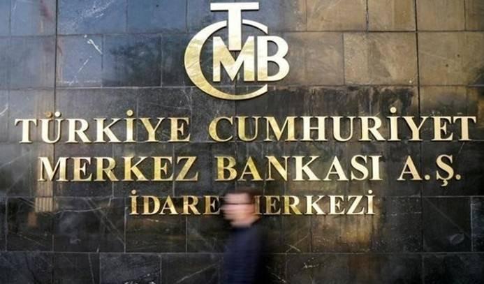 Merkez Bankası enflasyon tahminini yüzde 7.9'a çıkardı