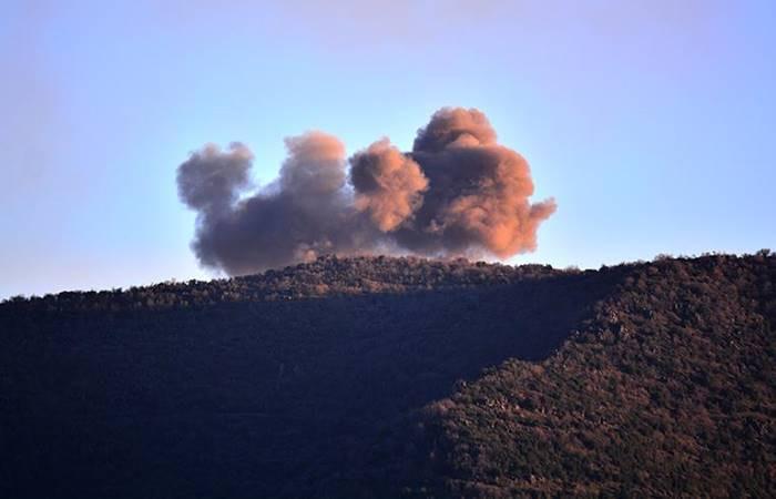 Afrin'de iki köy daha el geçirildi