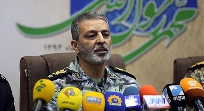 İran ordusu: Gerekirse müdahaleye hazırız