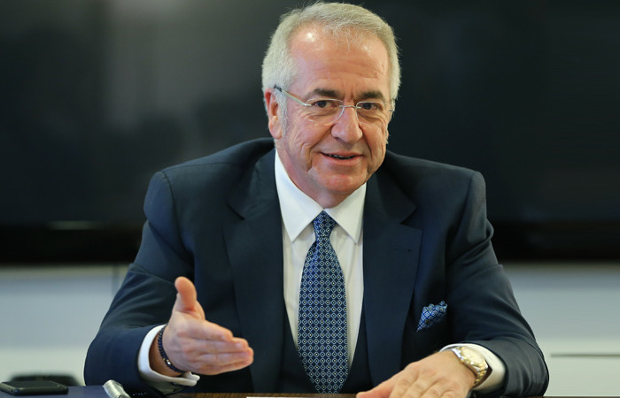 TÜSİAD Başkanı: Daha yavaş ama daha dengeli bir büyüme öngörüyoruz
