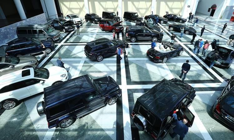 2017'nin en çok satan ultra lüks araçları