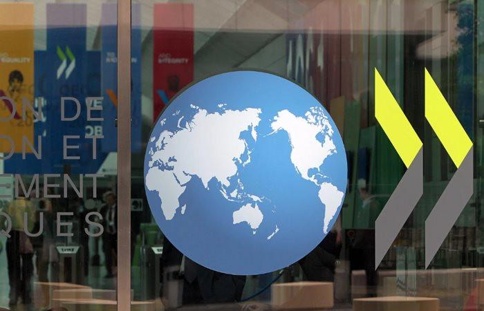 OECD bölgesinde enflasyon yüzde 2.4 oldu