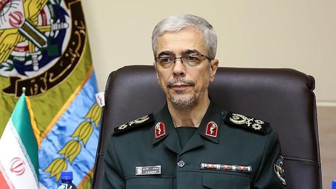 İran Genelkurmay Başkanı'ndan 'devamı gelecek' açıklaması