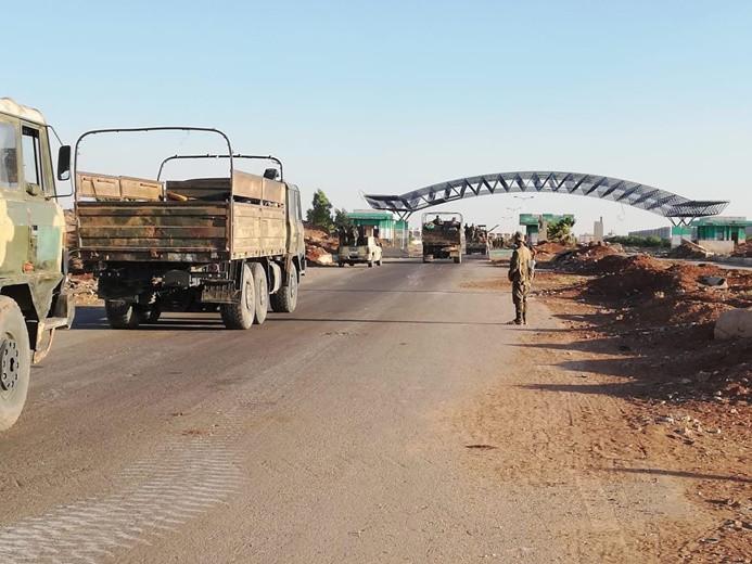 Ürdün ile Suriye Nassib sınırını tekrar açıyor