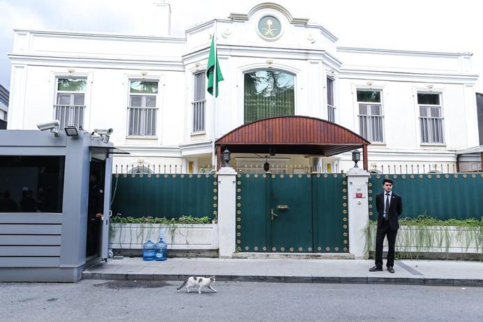 S. Arabistan İstanbul Başkonsolosu Türkiye'den ayrıldı