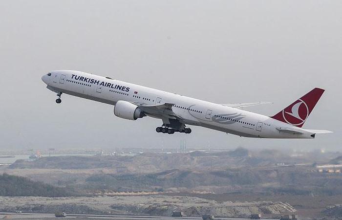 İstanbul Havalimanı'nda ilk uçuş