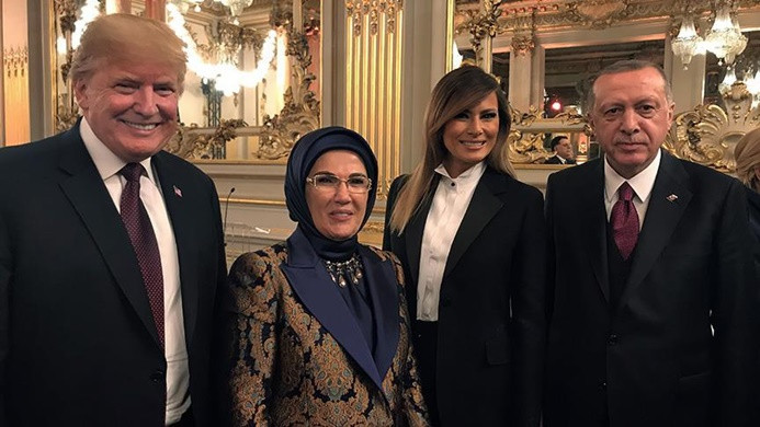 Beyaz Saray'dan Erdoğan-Trump görüşmesi açıklaması