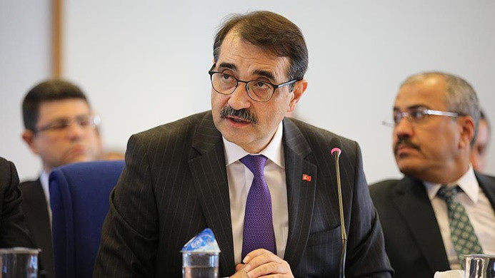 Bakan Dönmez'den İran yaptırımları açıklaması
