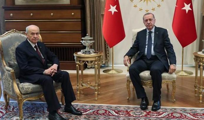 Erdoğan ve Bahçeli bir araya gelecek