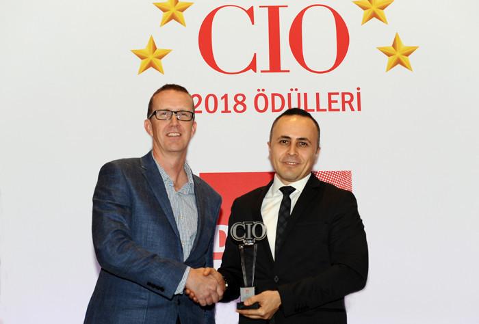 En başarılı CIO'lar 9'uncu kez ödüllendirildi