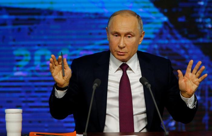 Putin ABD'nin Suriye'den çekilme kararını değerlendirdi