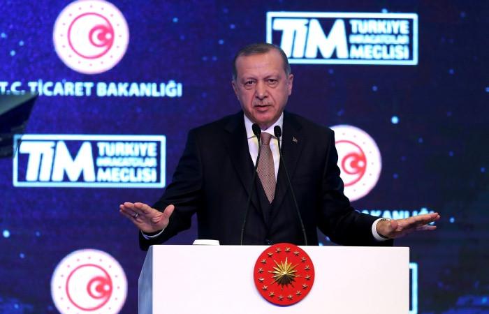Erdoğan: Bireysel kredilerde gayet iyi durumdayız