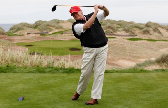 Trump: Fed sayı yapamayan bir golf oyuncusu