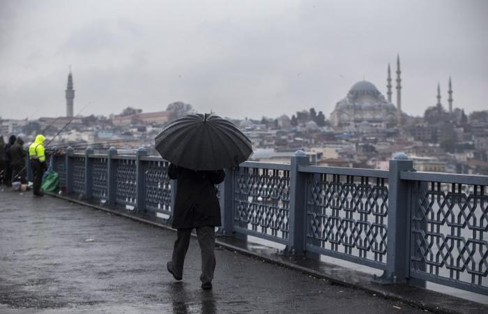 Marmara'da sıcaklıklar 6 derece düşecek