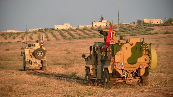 Türkiye ve ABD'den ortak Menbiç açıklaması