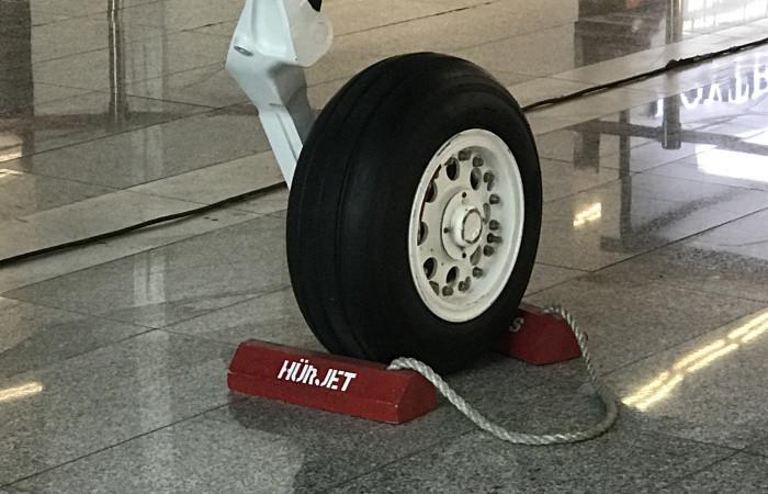 Hürjet'in yer prototipi hazırlandı
