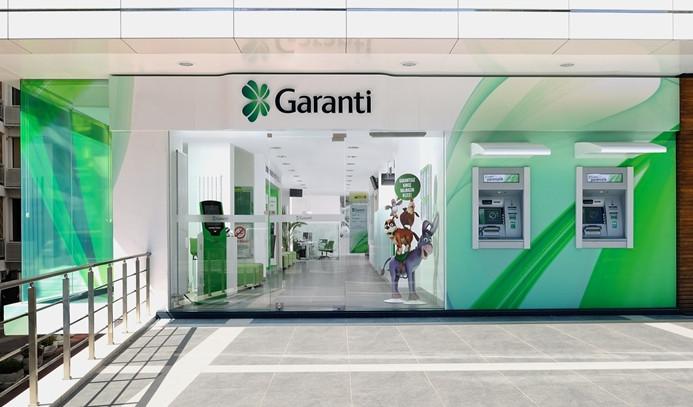 Garanti Bankası'nın net kârı yüzde 25 arttı